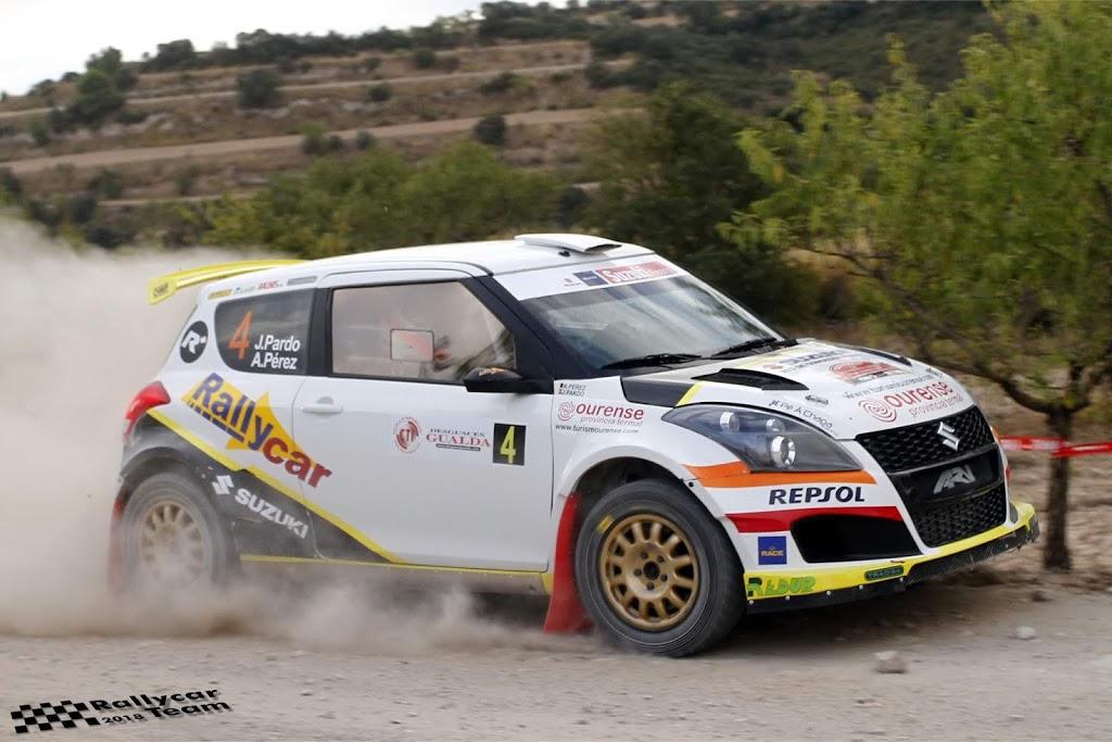 Javier Pardo y Adrián Pérez siguen ganando en el retorno al CERT